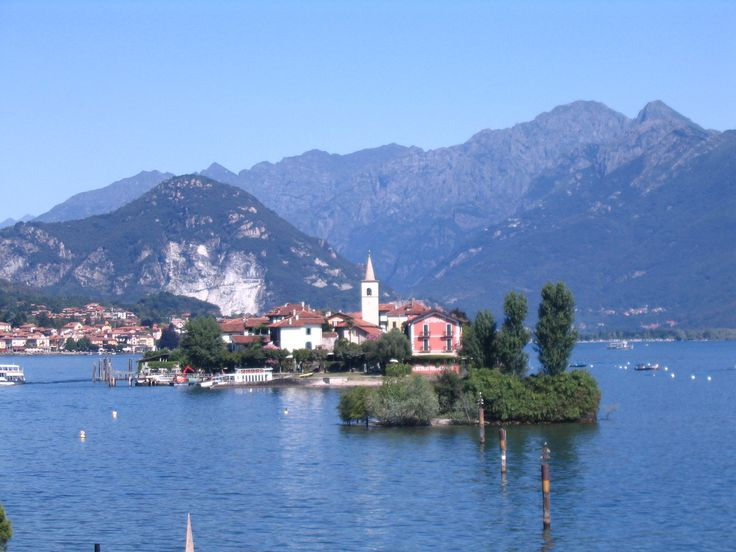 Iles Borromées, lac Majeur, Italie