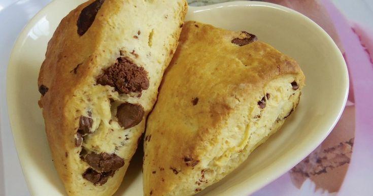 バターなし♡薄力粉で簡単スコーン by まあこchan♡ [クックパッド] 簡単おいしいみんなのレシピが251万品