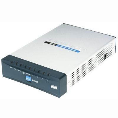 4-port 10/100 VPN Router Dual WAN by Cisco. $184.24. 4-port 10/100 VPN Router Dual WANSMALL BUSINESS VPN ROUTER W/4PORT 10/100 SWITCH - Allows users to connect into your network with secure access to your files and intranet - Comes with dual Internet ports that can serve as a failsafe system for 24/7 network uptime, or as a secondary connection to a separate Internet provider - Up to five users connecting via a Point-to-Point Tunneling protocol - Separate Quality of Serv...