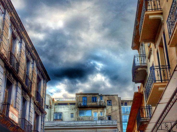 Rainy day in Thessaloniki!!