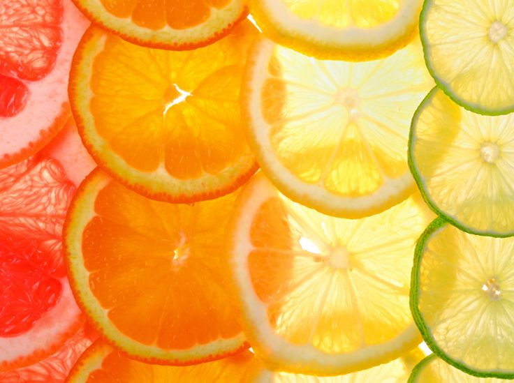 12. Eating more citrus fruits or taking vitamin C supplements is known to help slow down cell damage, making your skin less prone to wrinkles!