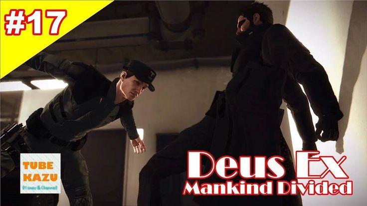 第17話をYouTubeで公開してます よろしくお願いしまーす #17 初心者実況 KAZUの Deus Ex Mankind Divided (デウスエクス マンカインドディバイデッド) TUBE KAZU https://youtu.be/ggTIUVnwjz0 #youtube #ps4 #ps4share #ゲーム実況 #初心者実況 #fps #アクションrpg #ステルス #潜入 #デウスエクス #tw