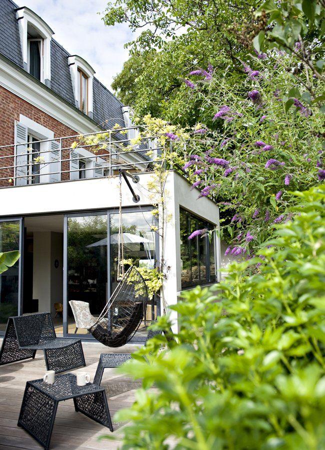 les 17 meilleures images du tableau extension maison sur pinterest cubes extension maison et. Black Bedroom Furniture Sets. Home Design Ideas