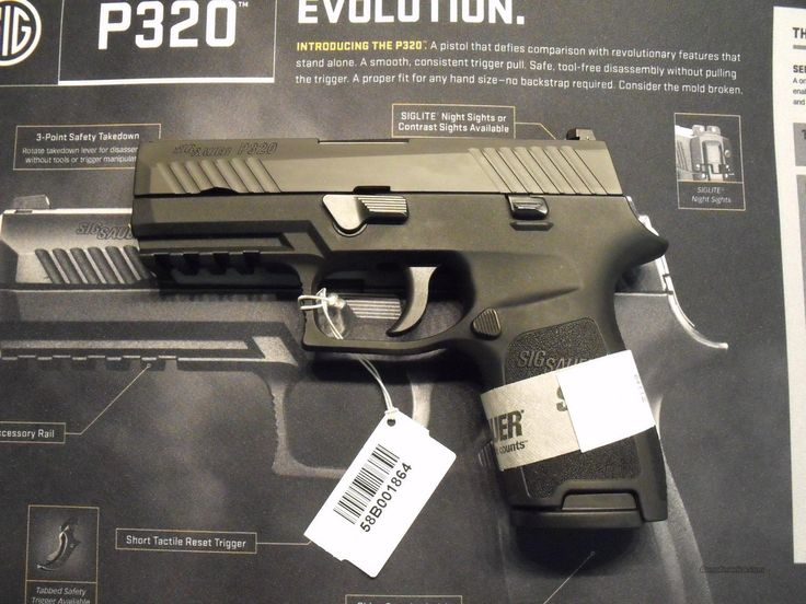 SIG P320C-9-BSS for sale (945163489)