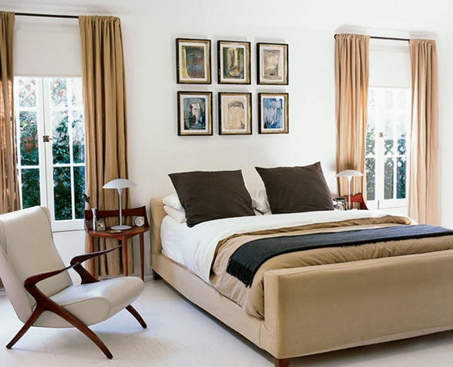 Love This Bedroom Perfect Blend Of Masculine Feminine Master Bedrooms Pinterest The O