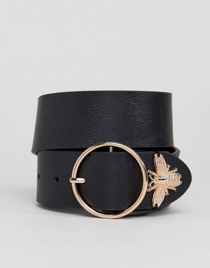 eafdf6cfe3e Asos Design ASOS DESIGN bug tipped end hip and waist jeans  belt affiliatelink