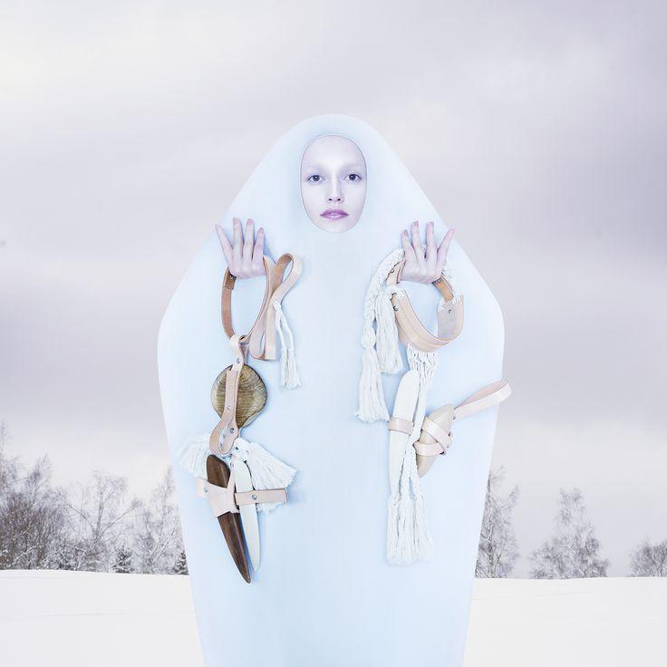 Marketa Kratochvilova Terrible jewels- Enfant Terrible collection, photo by Bara Prasilova