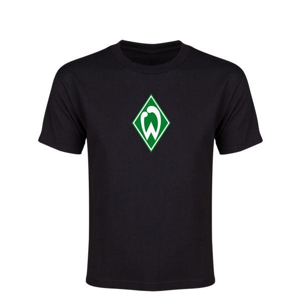 Werder Bremen Youth T-Shirt (Black)