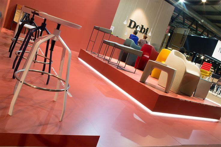 Area DeClic al Salone Internazionale del Mobile Foto: Laura Vendramini