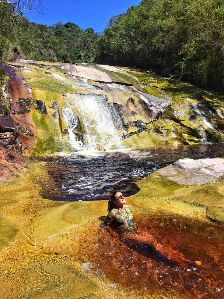 Circuito das Águas, Parque Estadual de Ibitipoca, Minas Gerais