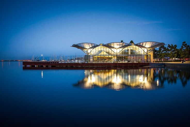 RoyalAuto, August, 2016. 10 things to love about Geelong. Photos: Anne Morley. #royalauto #geelong #geelongwaterfront #waterfront #carousel #water #reflection