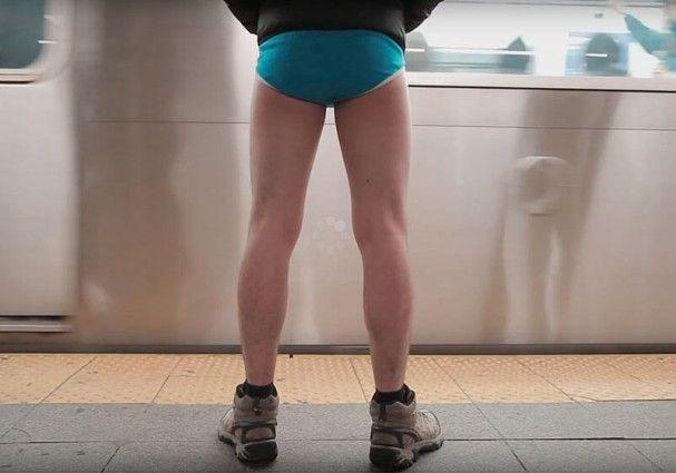 No tenemos metro pero… ¿Realmente os atreveríais? ;P  #NoPantsSubwayRide #almeriatrending #almeria_trending #sinpantalones #No_Pants_Subway_Ride #sin_pantalones