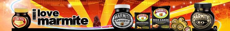I love Marmite