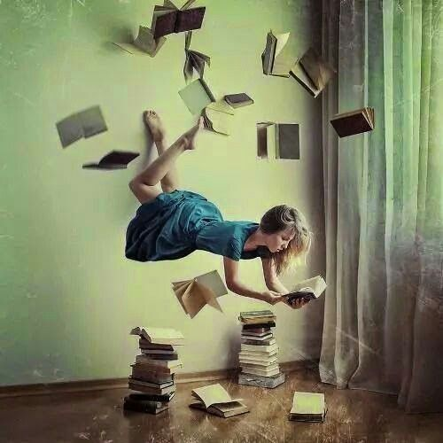 La aventura de leer...