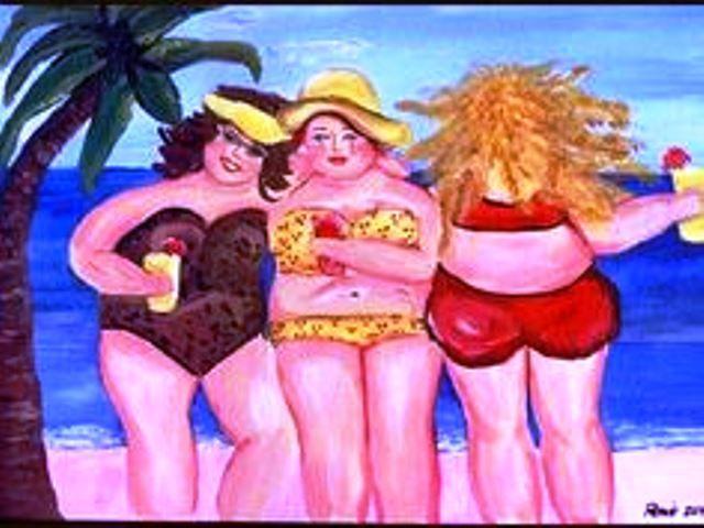 41 Best Whimsical Beach Art Images On Pinterest Beach