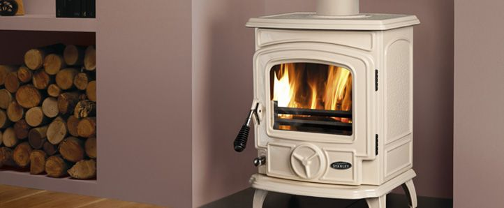 Waterford Stanley - Oisin Stove Solid Fuel