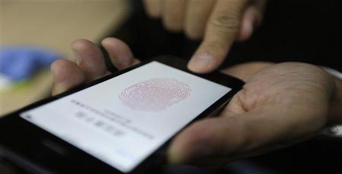 Smartphones being used for fingerprinting