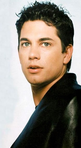 [Adam Garcia] ...  That face, mega-watt smile and a charming accent - triple threat