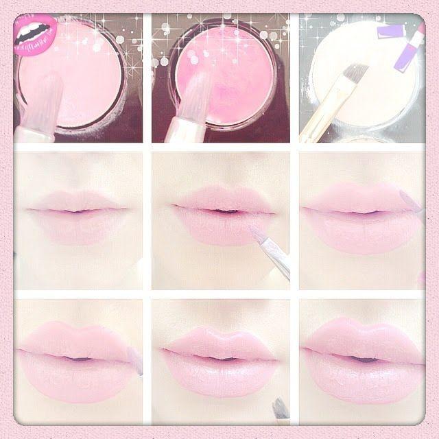 Fuller Lips Tutorial