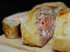 Настоящее объедение — рыбная кулебяка из России 12праздничных блюд совсего мира, которые можно легко приготовить дома
