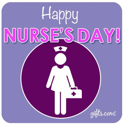 Happy Nurse's Day! Share this image to honor the men and women who help keep us healthy! Have a nurse in your life, or one you would like to thank for all of their hard work? See our #Nurses gift guide on: http://blog.gifts.com/holidays/happy-nurses-day