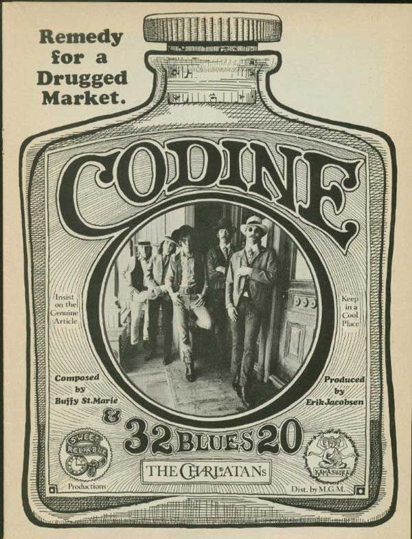 Codine and Turpin of hydrate...cough medicine...Really worked!!