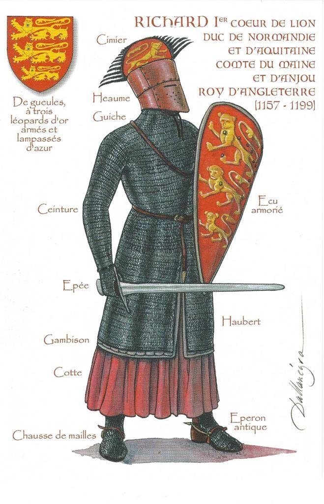 Richard I Löwenherz – Dace Ga