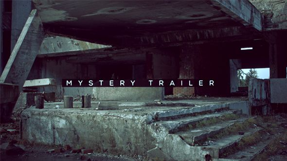Mystery Trailer (Abstract)