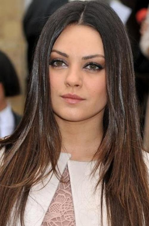 brunette long hair styles 17 best images about hair styles on hairstyle 6941 | 85ff3d2465a851df57c83db0b76ae84c