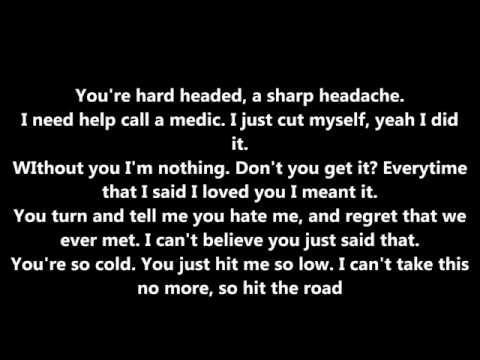 Denace Farewell lyrics or Eminem  It's over)