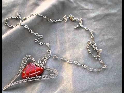Sony HX300V - Drátované šperky - Handmade wire jewellery