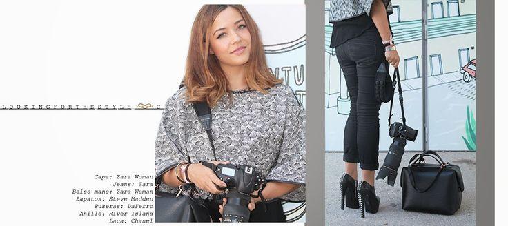 Looking for the style: Looks básicos, toques en negro y blanco. C.o.c.o.