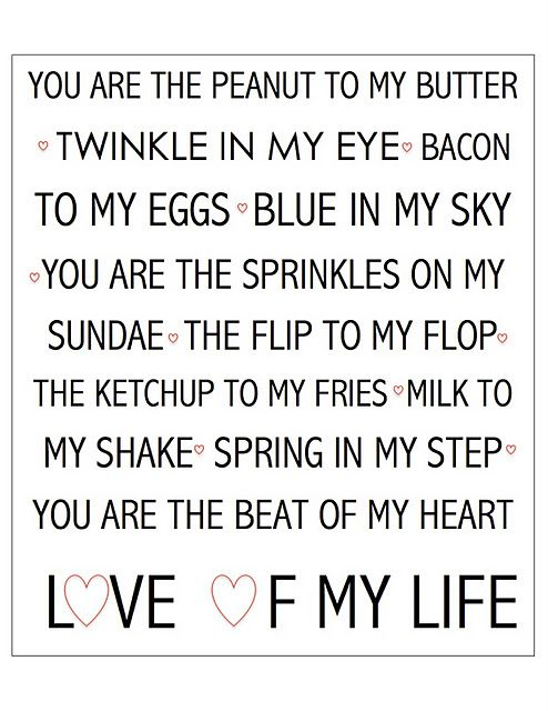 peanut to my butter :): Valentines Crafts, Quotes Poems Inspiration Funny, Stuff, Your The Peanut To My Butter, My Life, My Husband, Life Univ, Favorite Quotes, Baby Boy