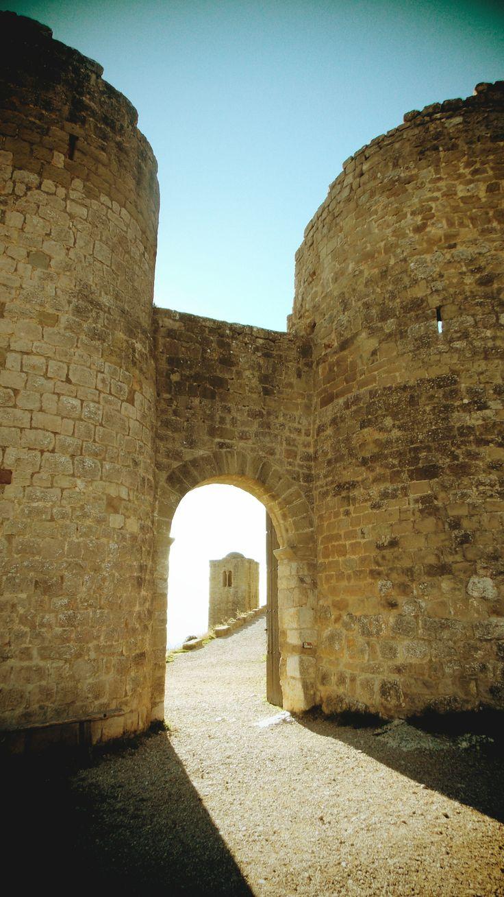 Castillo Loarre Loarre, Aragon, Spain