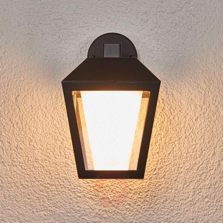 Dark LED outdoor wall light Keralyn 9945197 31 94