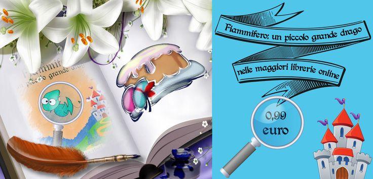 Credits: copertina dell'eBook © Klara Viskova/Fotolia drago e lente d'ingrandimento © Pixabay