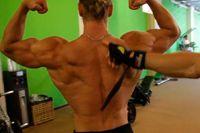 Гордая осанка и широкая спина https://mensby.com/sport/muscles/3035-proud-bearing-broad-back  Широкая и сильная спина украшает мужчину больше чем красивый пресс. Как накачать широкую спину и сделать свою осанку идеально ровной?