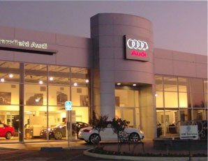 Bakersfield Audi dealership