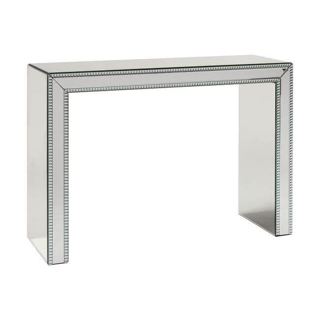 Зеркальный консольный столик Orleans DG-F-DT11