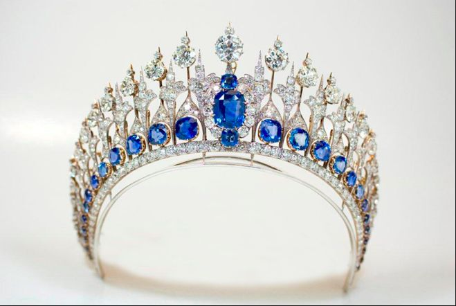 Corona real/ Royalty crown