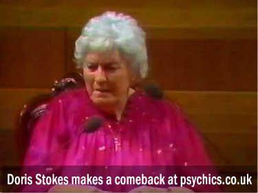 The Medium Doris Stokes