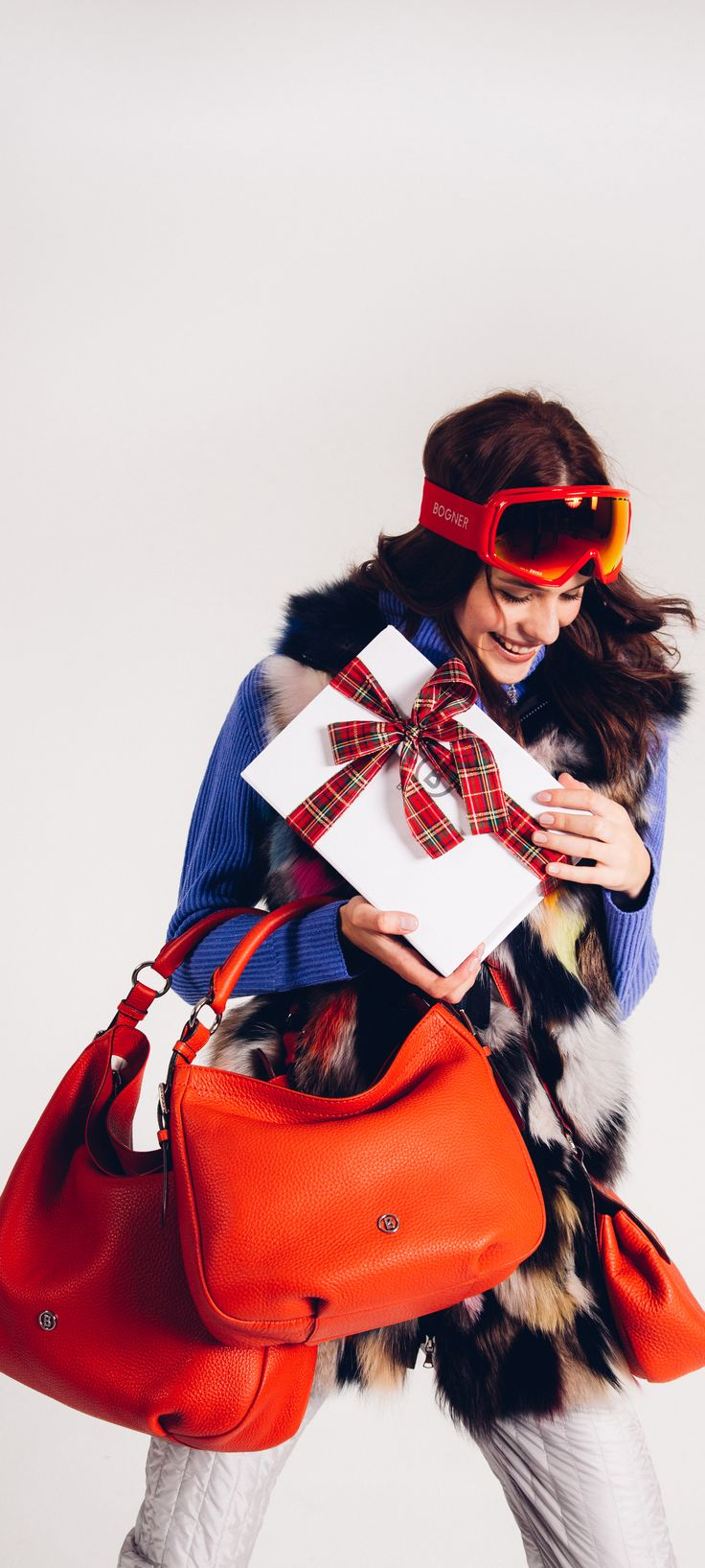 Give her the arm candy she'll wear year-round from Bogner!