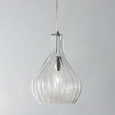 john lewis glass lamp