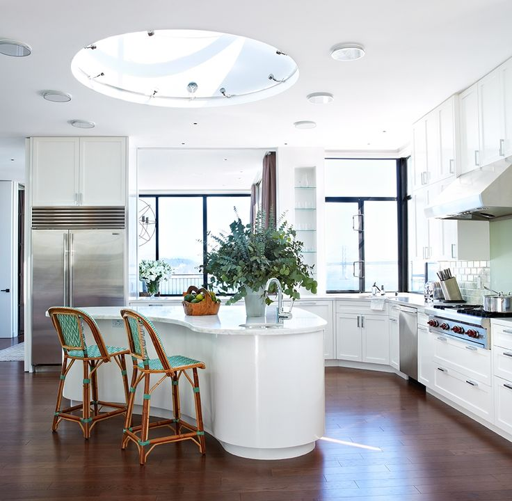 Dream Kitchen Designs With Islands: 65 Best Images About Kitchen Skylights: Calgary Skylights On Pinterest