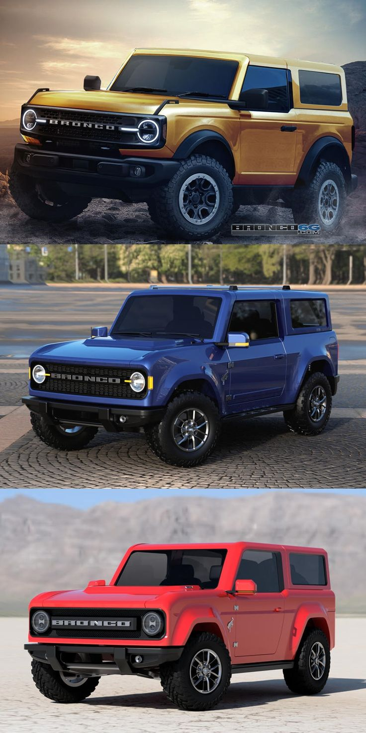Here's When You Can Order The 2021 Ford Bronco. Customer ...