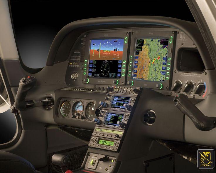 Cirrus SR-22 Cockpit