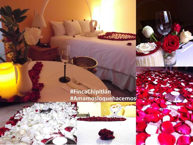 #Románticos todo el año #Amamosloquehacemos #FincaChipitlán
