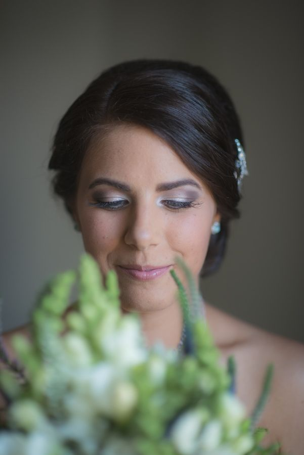 Beautiful bridal makeup @makeup_by_letizia