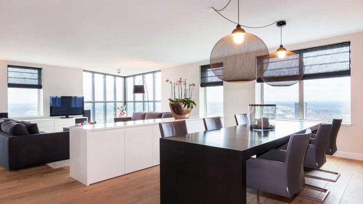 Amanda Krabbe en haar man hebben dit waanzinnig luxe penthouse in de stille verkoop gezet