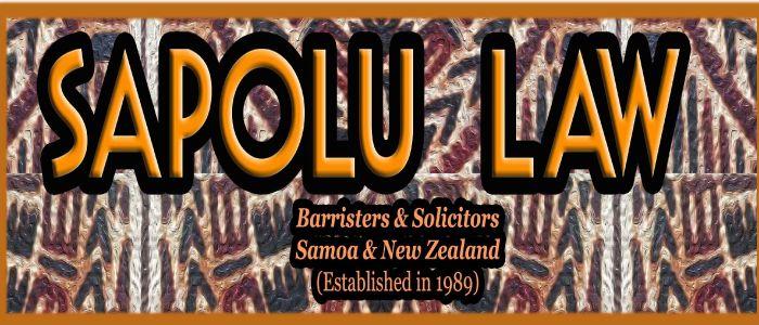 Sapolu Law | Samoa Pages - Barristers & Solicitors in New Zealand and Samoa #Sapolu #Lawyers